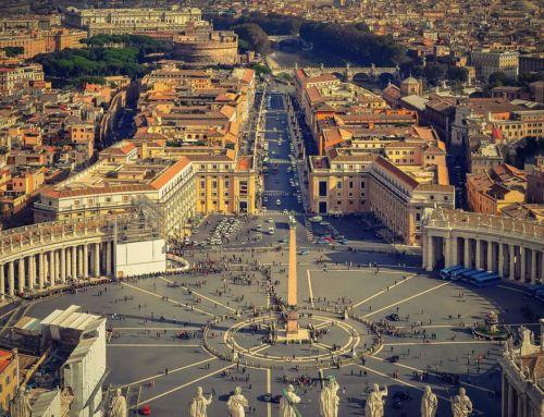 Vijf daagse trip naar Rome