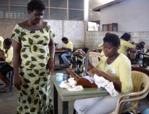 """Nieuwe actie: """"Nieuwe kansen! Voor straatmeisjes in Accra"""""""