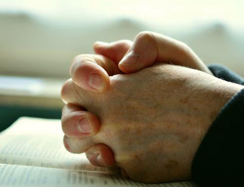 Week van gebed #blijfinmijnliefde, 17 januari Adventskerk 9.30 uur
