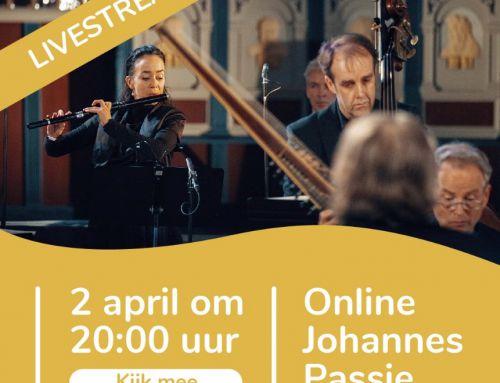 Johannes Passie Online
